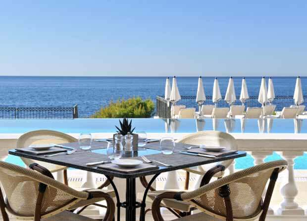 Photo of Terrace restaurants with views near Monaco