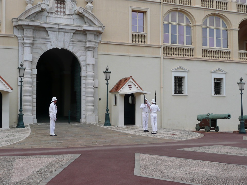 Palace guards