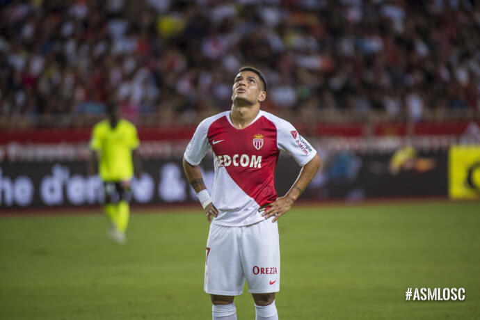 AS Monaco vs Lille