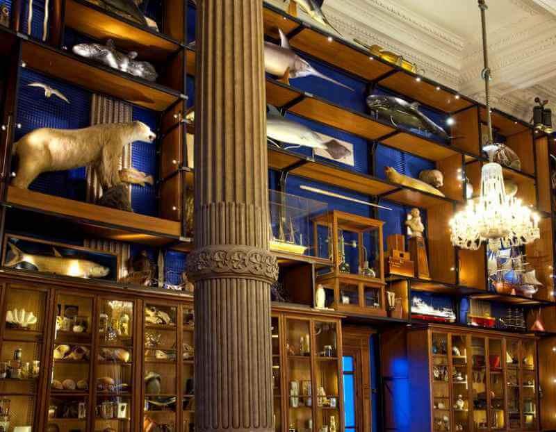 Monaco's Oceanographic Museum