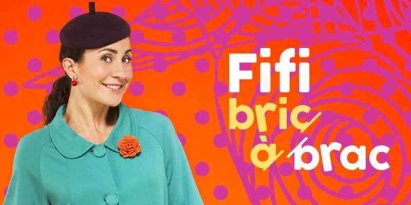 Fifi Bric à Brac, a show for children
