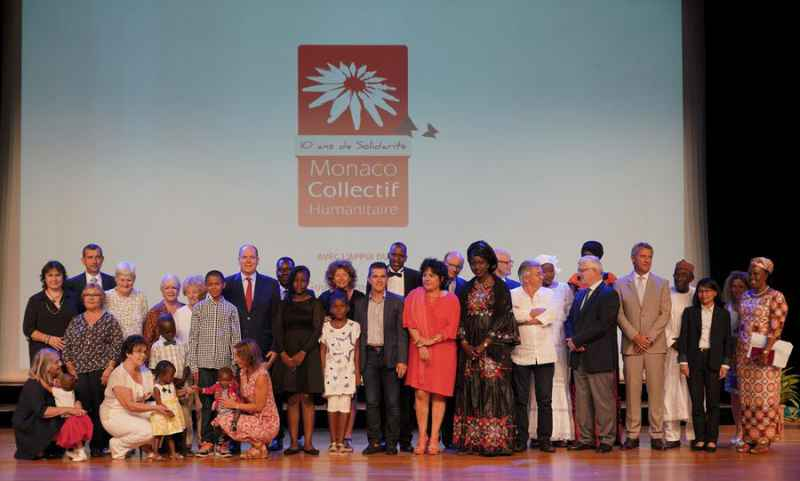 10 years of the Monaco Humanitarian Collective