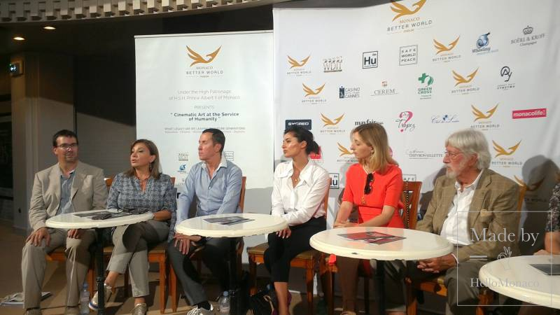 Monaco Better World Forum 2018 brightened the Principality with Humanity debating on the core values of Mankind