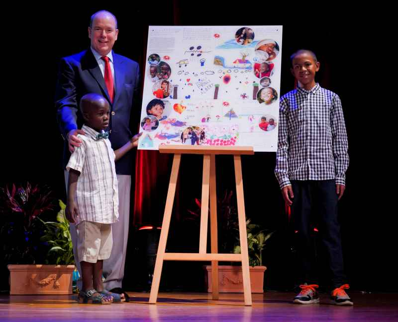 Monaco Collectif Humanitaire celebrated a 10-year