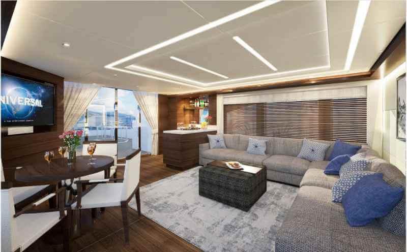 38-metre superyacht AltaVita