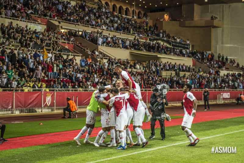 AS Monaco vs Olympique Marseille