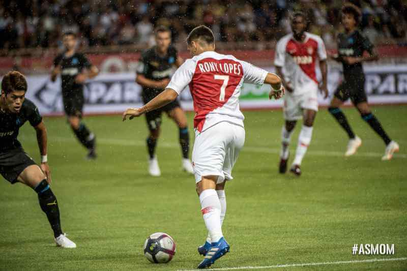 AS Monaco vs Olympique Marseille