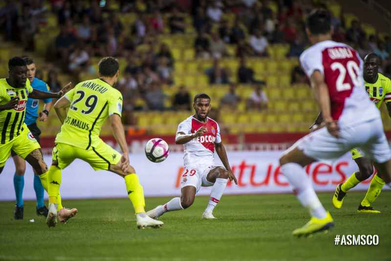 Photo of AS Monaco lost to Angers (0-1) on the 7th day of Ligue 1