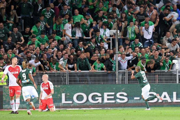 AS Monaco vs Saint-Etienne