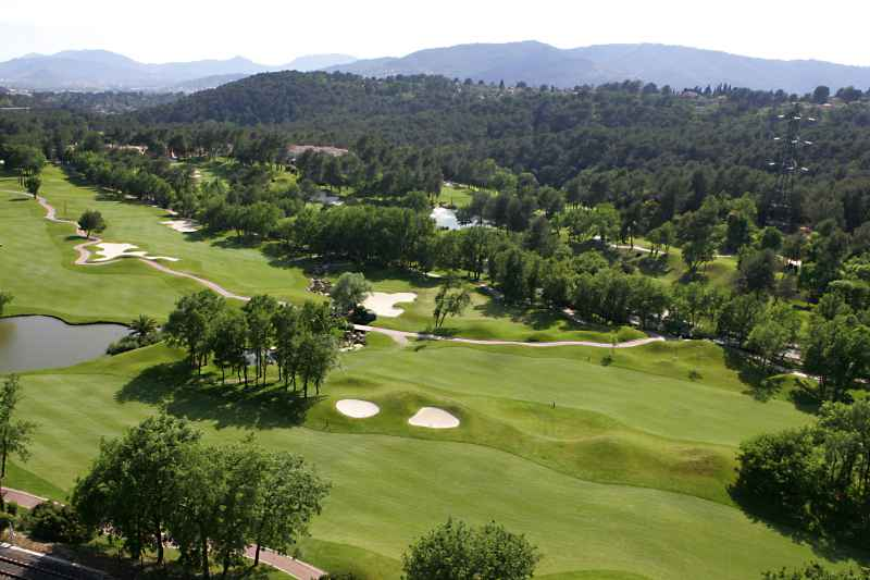 Royal Mougins Hotel SPA Golf Resort