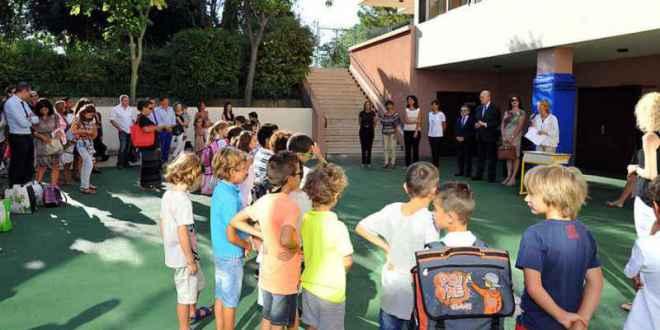 Monaco Students Go Back To School