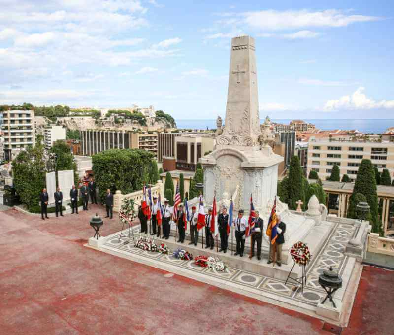 Photo of MC State News: Commemorating the Liberation of Monaco