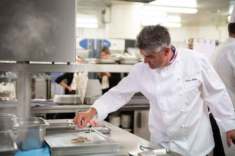 Photo of Michelin Star Chef joins Fairmont Monte Carlo