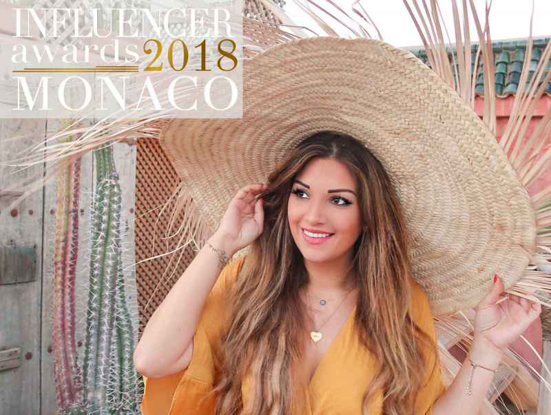 Influencer Awards 2018 Monaco