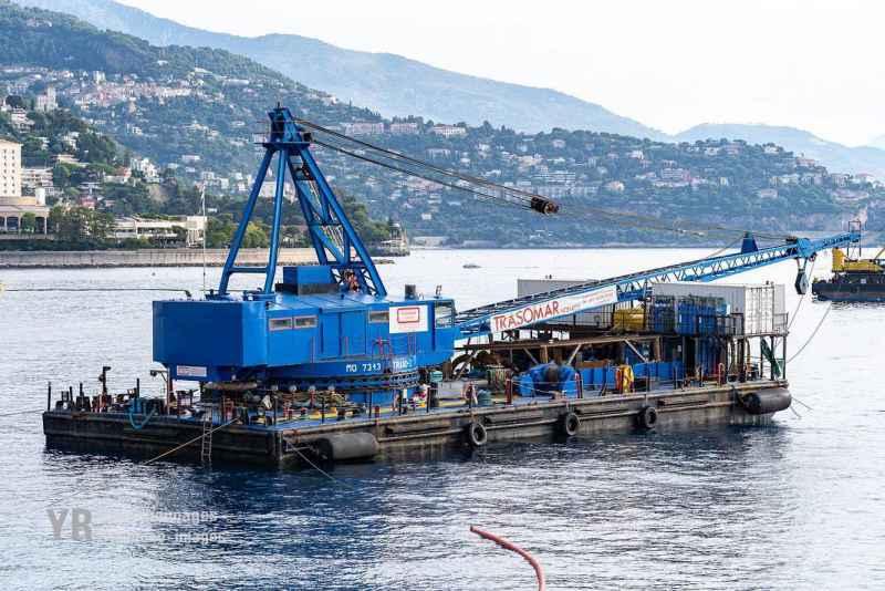 Monaco's Portier Cove