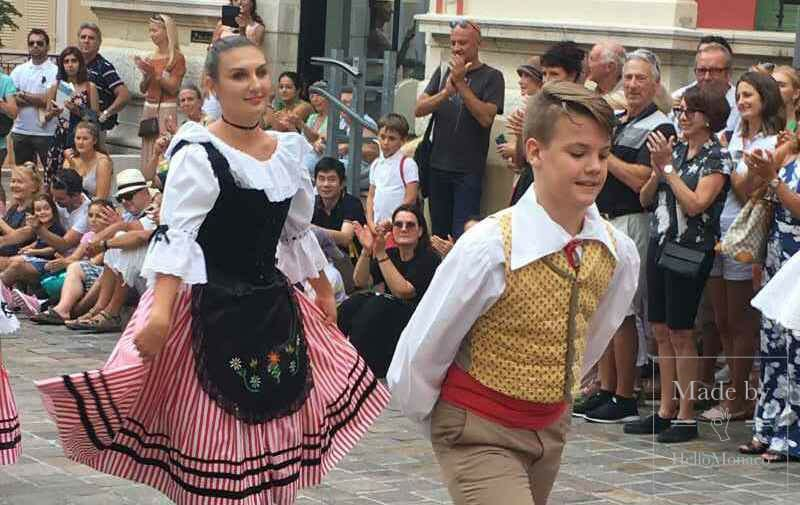 Photo of People in Europe Cheer Heritage Day – With Monegasques Cheering The Loudest