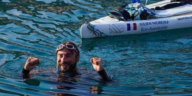 Julien Moreau swim