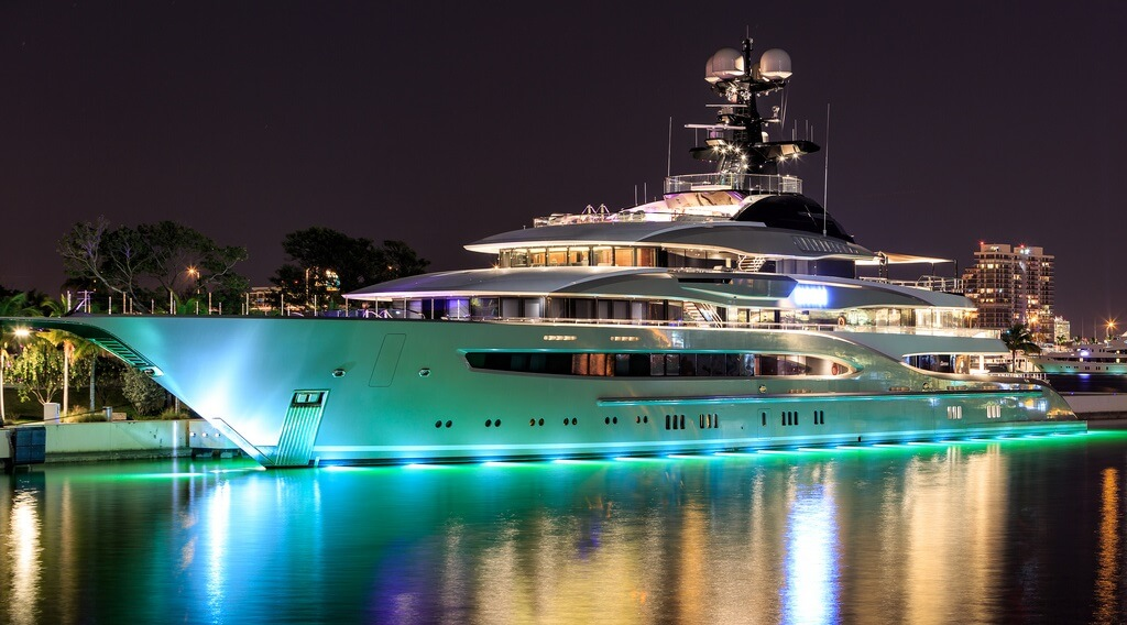 Photo of Monaco Yacht Show 2018 Biggest Superyachts