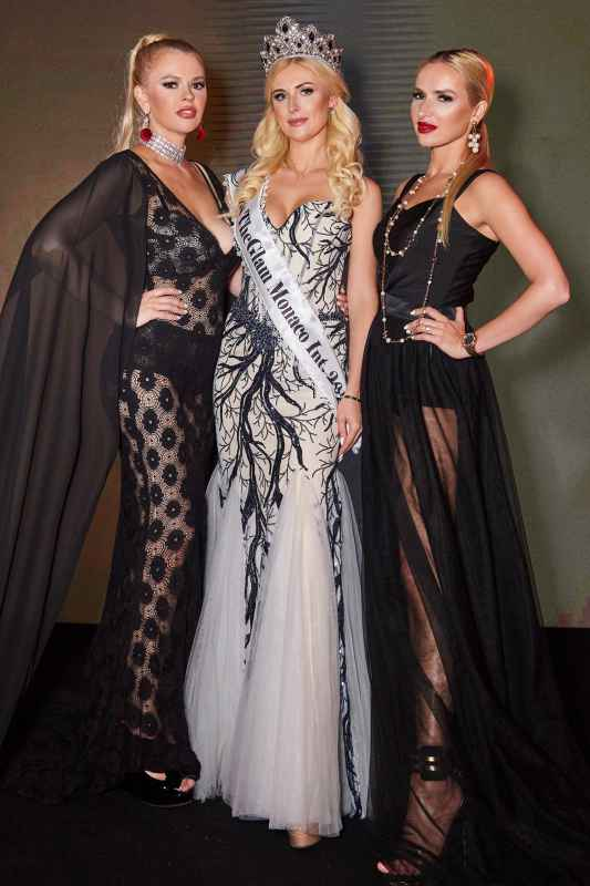 Miss The Glam Monaco International 2018