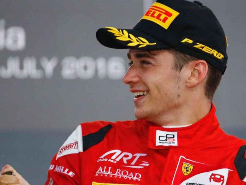 Photo of Formula 1: Charles Leclerc joins Ferrari