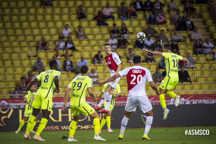 AS Monaco vs Angers