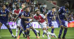 AS Monaco and Toulouse played to a draw