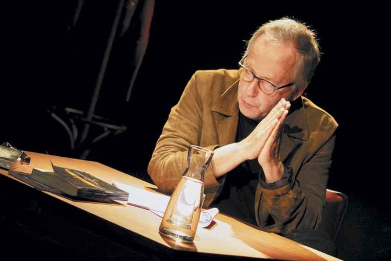 Des écrivains parlent d'argent (Writers Talk About Money) by Fabrice Luchini