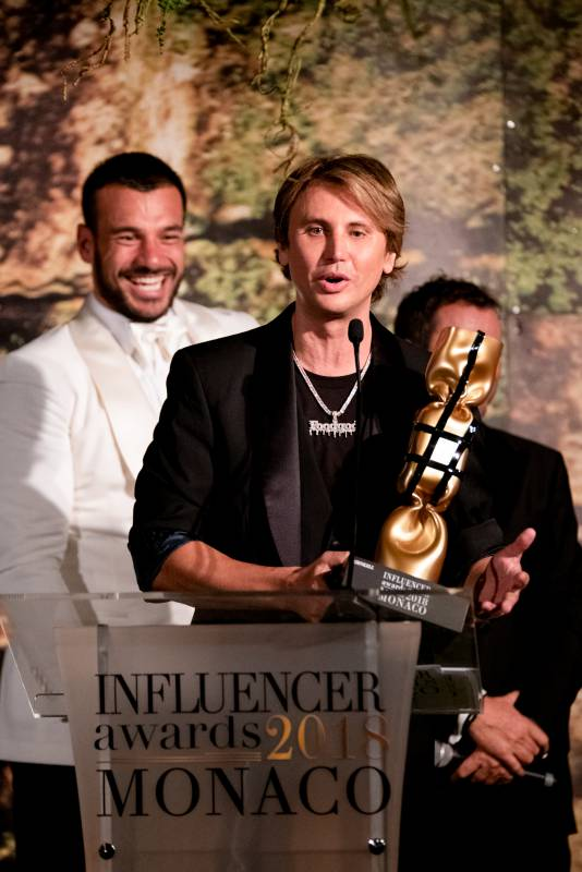 Influencer Awards in Monaco