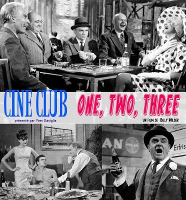 Cine Club: Billy Wilder's One, Two, Three
