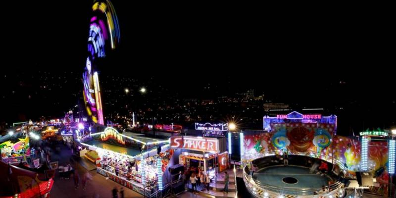 Funfair in the Port of Monaco from Friday 19 October to Monday 19 November.