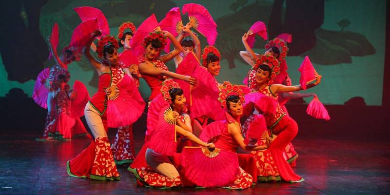 Dance Gala by the Shanghai Opera House Dance Ensemble