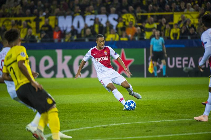 Dortmund vs AS Monaco