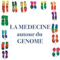 "Lecture and debate on the topic ""Medicine and the genome"""