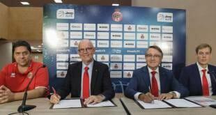 AS Monaco Basket Press Conference