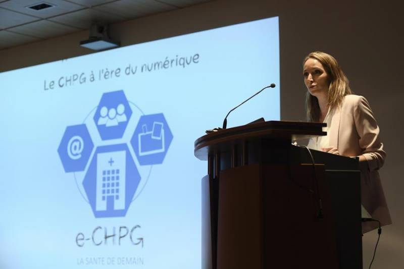 Photo of e-CHPG – Launch of Electronic Patient Records