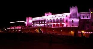 Breast cancer awareness month Monaco
