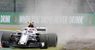 Charles Leclerc Japan Grand Prix