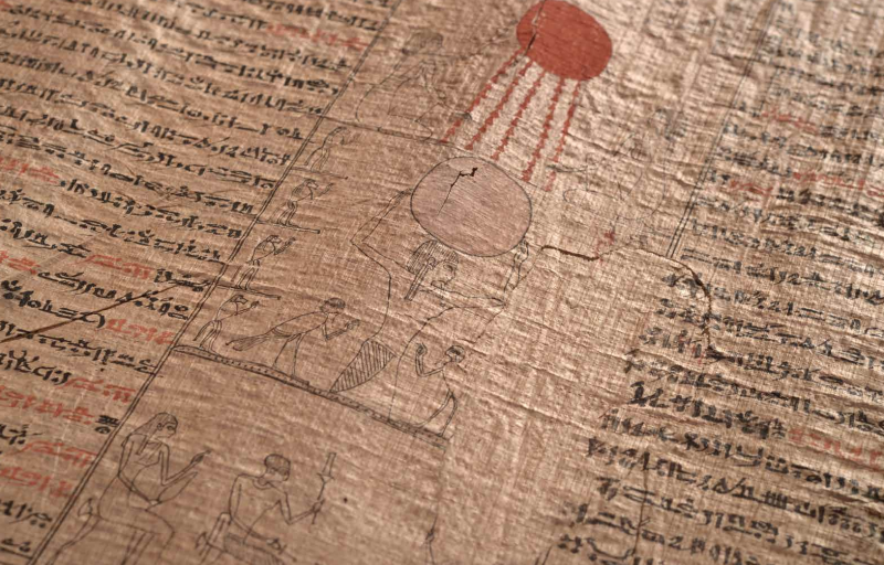 Egyptian Book of the Dead sells for €1.3 Million