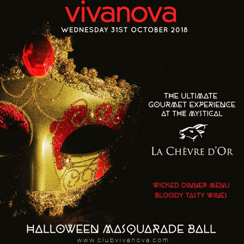 Halloween with Club Vivanova