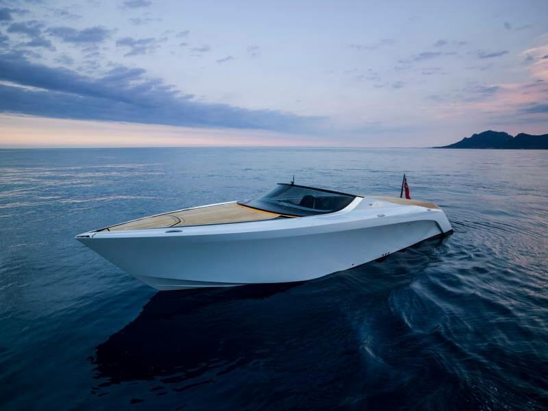 11-meter Aston Martin yacht