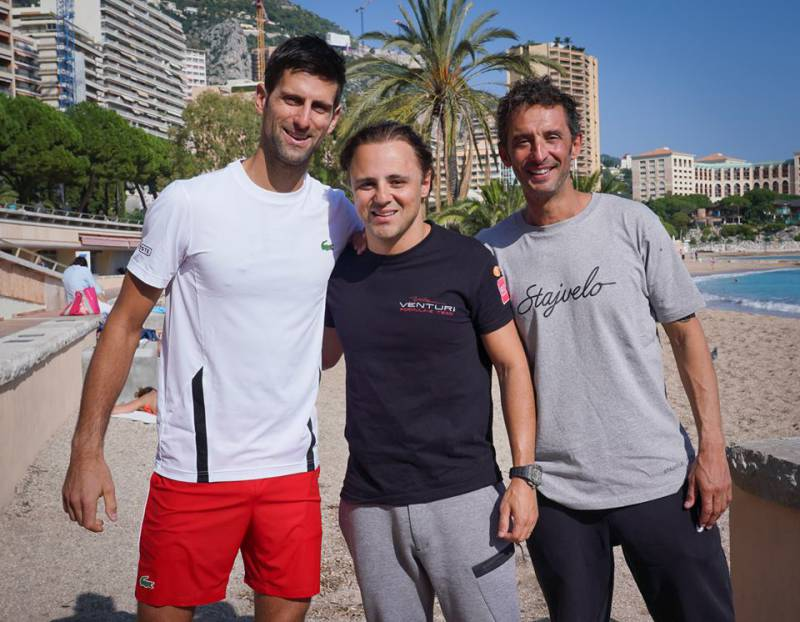 Hold Your Breath - What's up with Racing Drivers Diving around Monaco