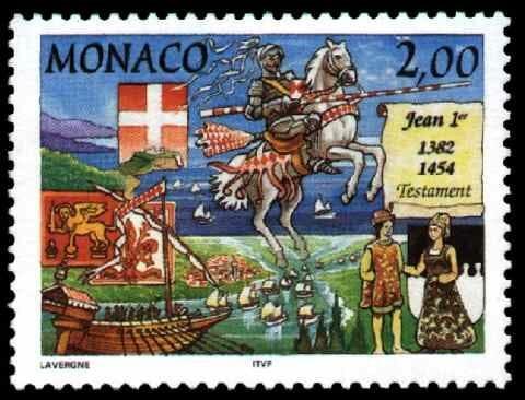 Jean I de Monaco