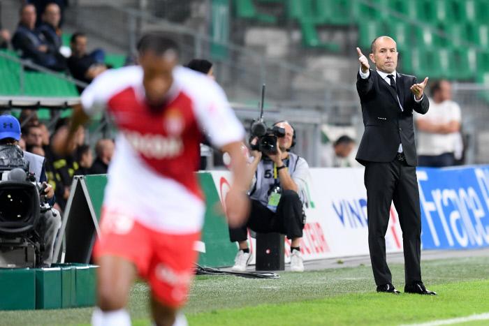 Saint Etienne vs Monaco
