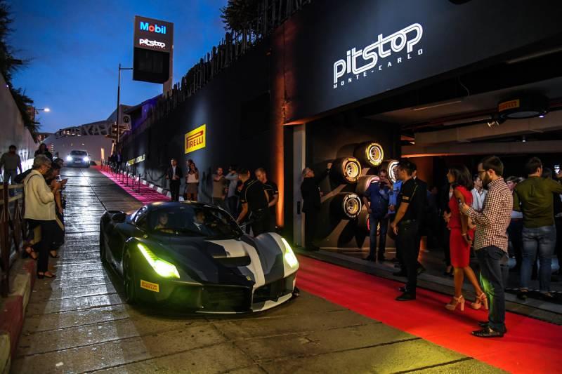 P Zero World Monte-Carlo
