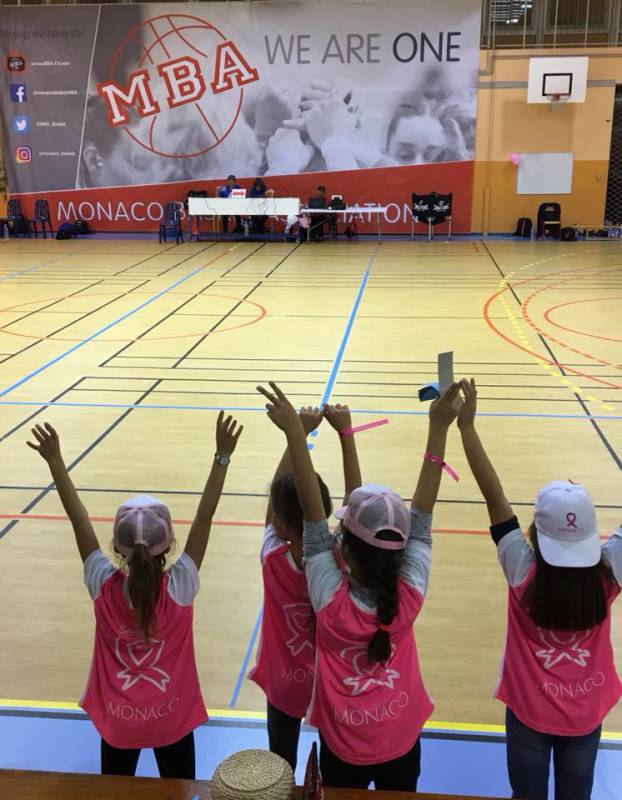 Pink Ribbon basketball game will take place on 13 October