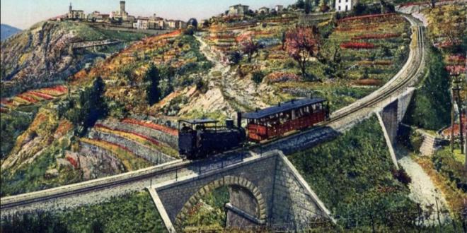 The Railway - Locomotive Of Monaco's Prosperity