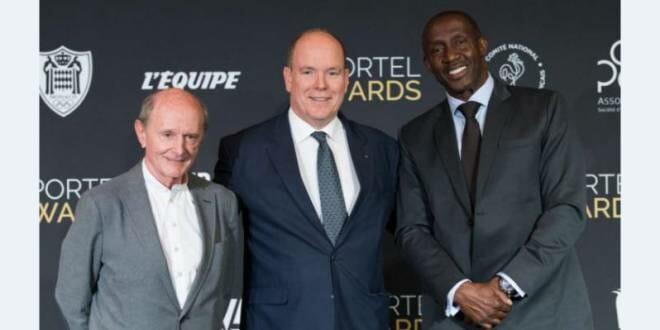 Дела княжеские: князь Монако на Sportel Awards