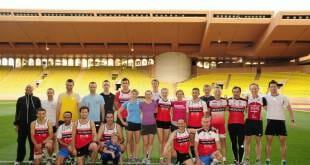 AS Monaco Triumphs at the Cap d'Ail Triathlon