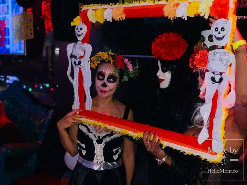 "The Mexican ""Day of the Dead"" in Monaco"