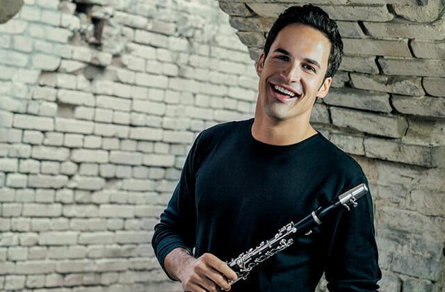 Andreas Ottensamer, clarinet